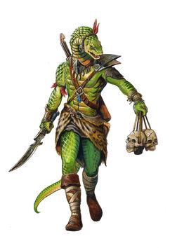 Serpent folk by fstitz-d2xx00h