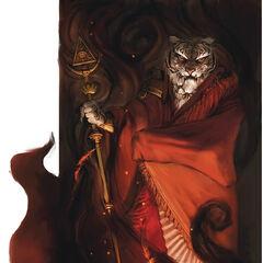 The Rakshasa Necromancer, Narakachandra...