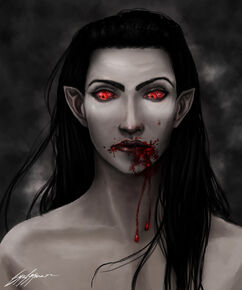 Vampires will never hurt you by halloweenholidaydoor-d68vbzo