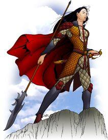 Dragonblood-female-fighter-color