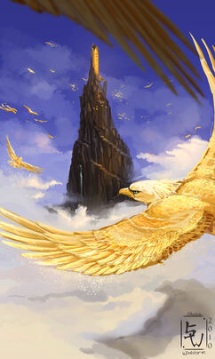 The Golden Tower by sheba windstorm-1-