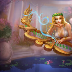 The enchantress Sona is a mighty songstress...