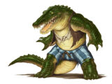 Werealligator Gallery