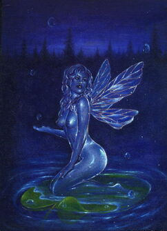 The water fairy 2