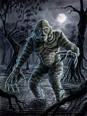 Image result for swamp creature