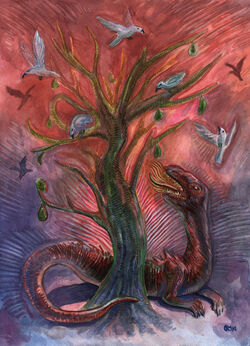 The Peridexion Tree by Themaze-1-