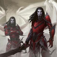 The Twin Marauders, Counts Ira and Sasha Blagovitsz...