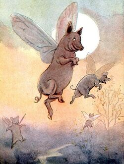 115- Flying Pig (Pigasus)