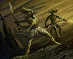 640x512 16377 Jackalmen 2d fantasy egypt egyptian jackal anubis picture image digital art