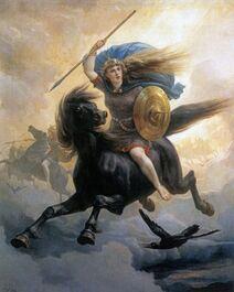 Horse Valkyrie-1-