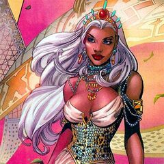 Queen Ororo of Wakanda is truly a force of nature...