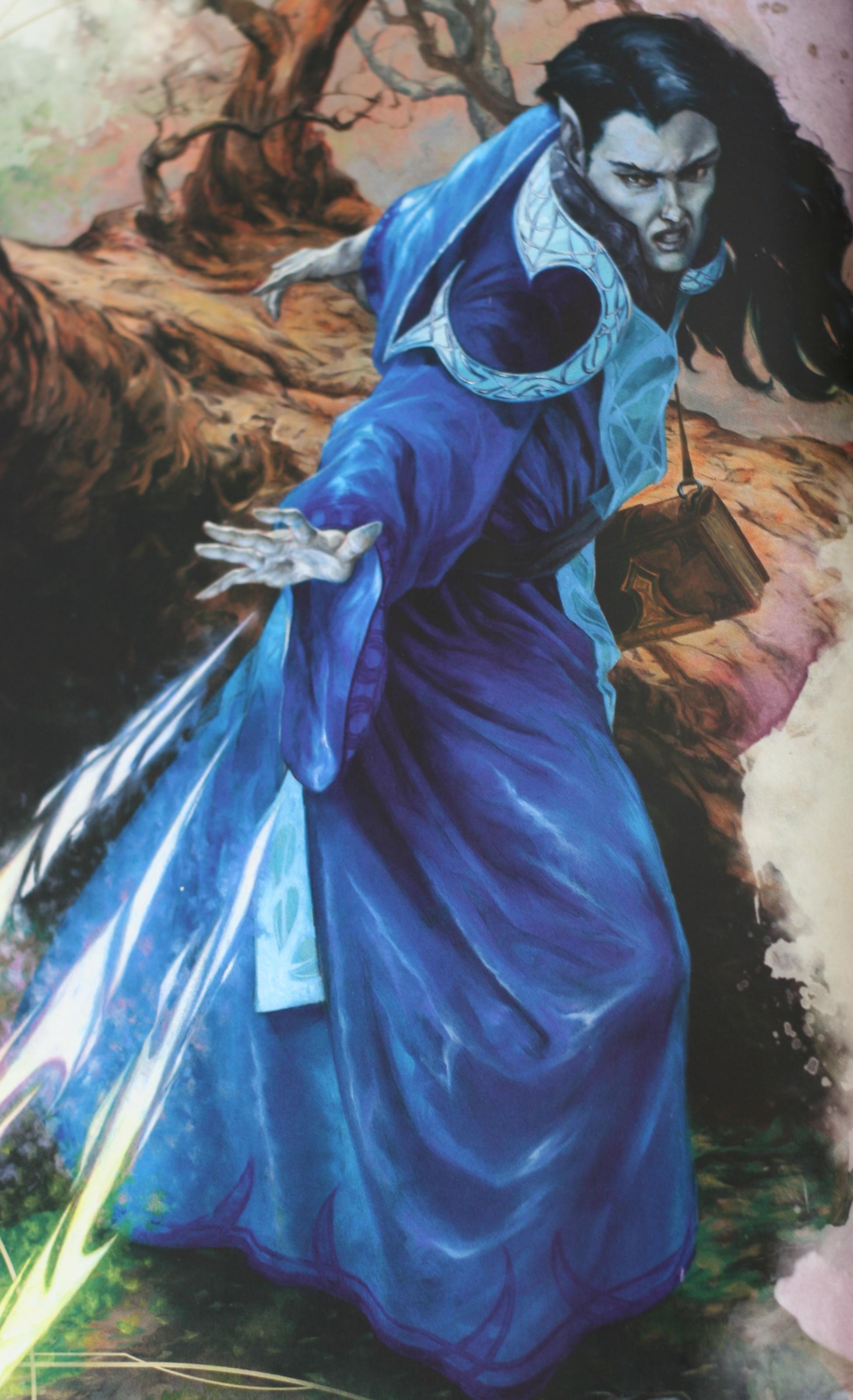 image 157 blue mage jpg warriors of myth wiki fandom powered