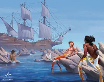 Sons of sirenum by stevie rae drawn daq8ay8-fullview