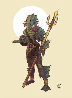 Merman-fishman-finfolk