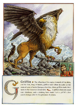 Dbs Jonathan Hunt Bestiary 09 Griffin 800