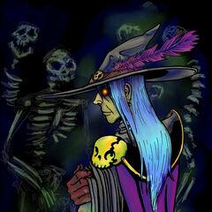 An enchanter's malevolent influence...