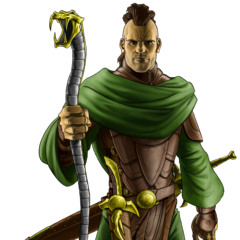 Brother Aspin Cober, of the Order of Ophiuchus...