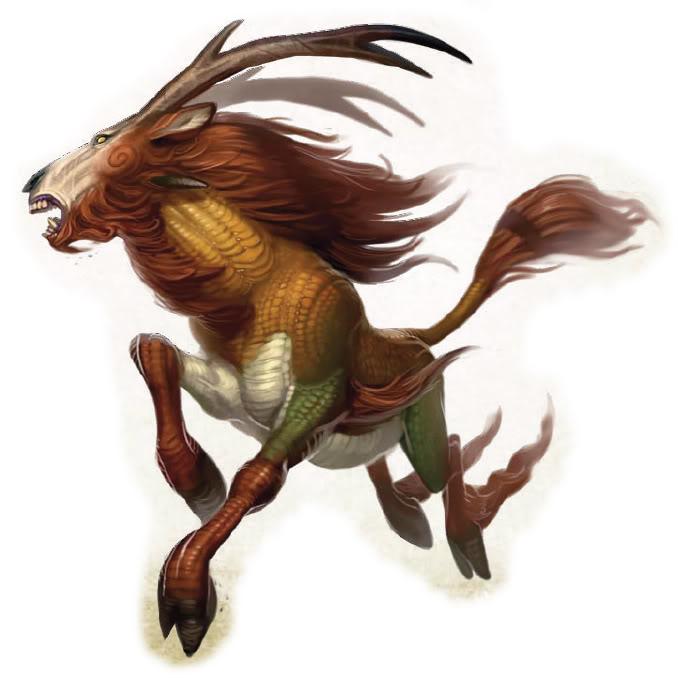 Fantasy and mythical creature by Sandara | Magic Art World