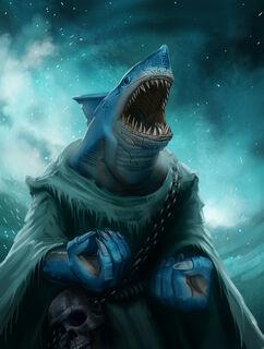 Shark by michaeljaecks-d63fojr