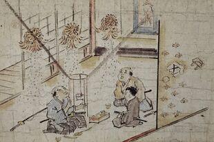 Shio-furi-dawara