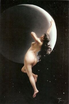 Luis-ricardo-falero moon-nymph 1851-1896-1-