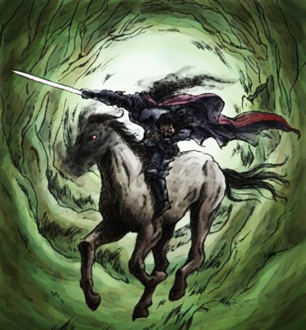 Dullahan Warriors Of Myth Wiki Fandom Powered By Wikia