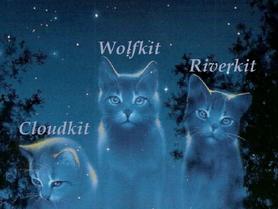 Cloudkit Wolfkit Riverkit