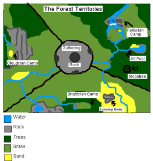 Forest Territories