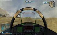 KF-15 Cockpit