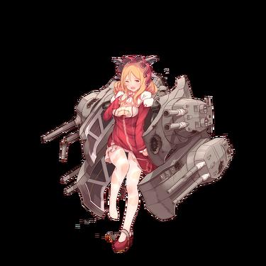 Warspite D