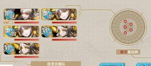 E4 Wave4 Enemy Mixed Fleet
