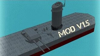 Warship Craft - Mod!!! Version 1.5