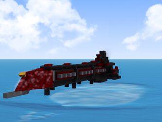 B class battleship