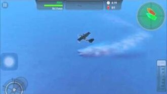 Warship Craft Flying Ship PBY Boat