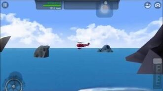 Warship Craft Flying Ship