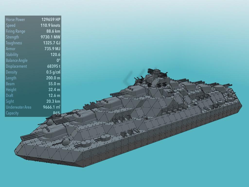 Charon Class Battlecruiser | WarshipCraft Wiki | FANDOM powered by Wikia