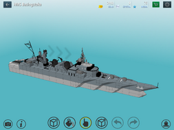 HMSB 1
