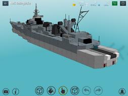 HMSB 2