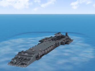 Super dreadnought mk II