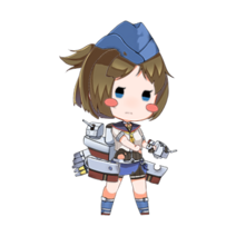 Ship girl 279 b