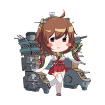 Ship girl 4 b