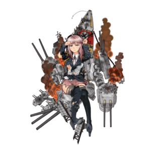 Tirpitz damaged