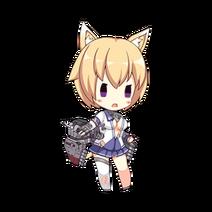 Ship girl 1089 b