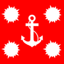Flag of Turkish Naval Forces Command