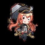 Ship girl 1026