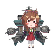 Ship girl 1004 b