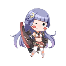 Ship girl 1164 b