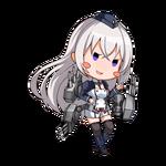 Ship girl 1048