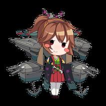 Ship girl 1005
