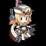 Ship girl 1011